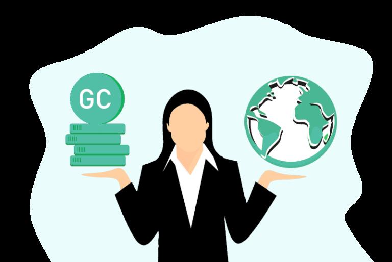 Greencoin for green world